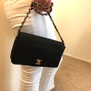CHANEL Canvas VINTAGE*